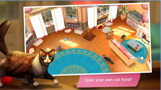 cathotel hotel for cute cats APK Android