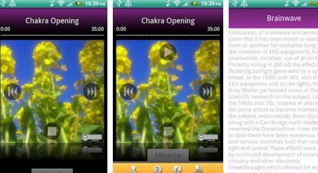 chakra de apertura APK Android