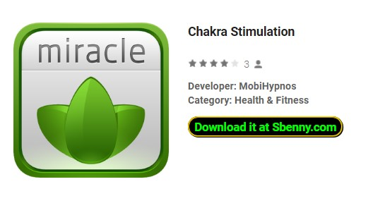 estimulación chakra