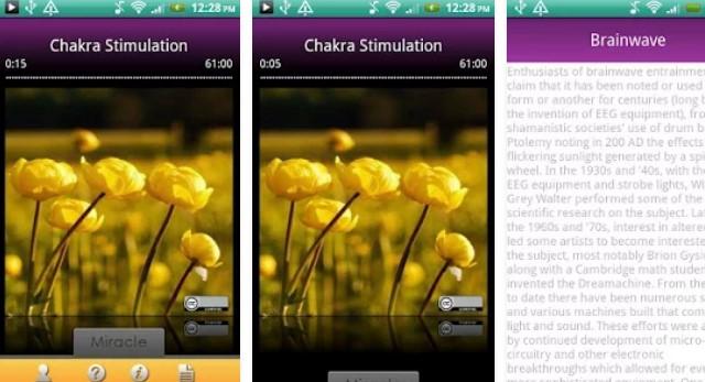 chakra stimulation APK ANdroid