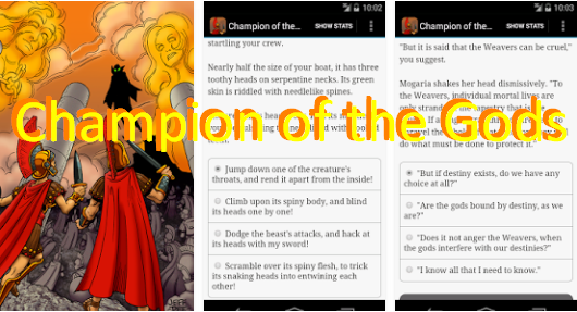 Champion of the Gods APK Android Game Free Download