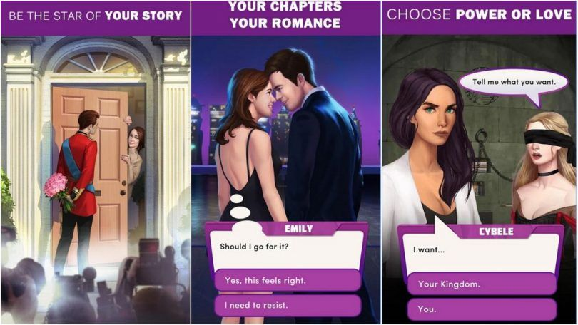 Chapters Interactive Stories Unlimited Diamonds & Tickets MOD APK