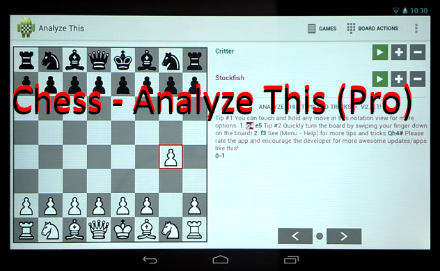 Chess - Analyze This (Pro) APK for Android Free Download
