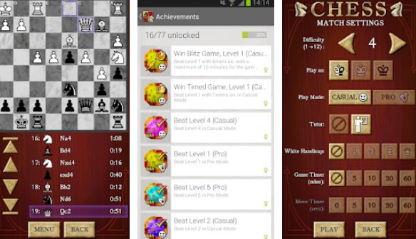 Chess MOD APK Android Game Free Download