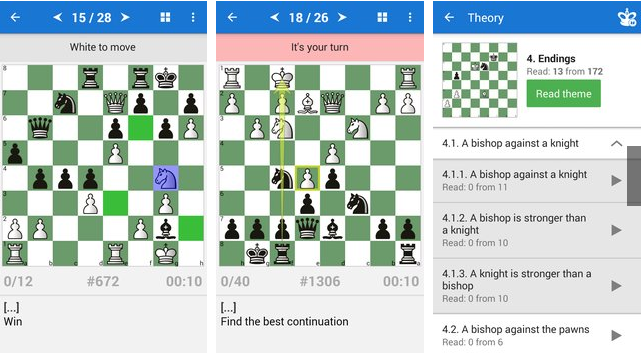 chess strategy and tactics vol 2 APK Android