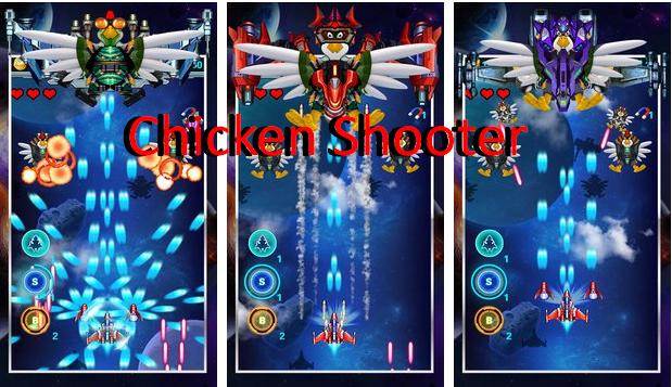 Huhn-Shooter