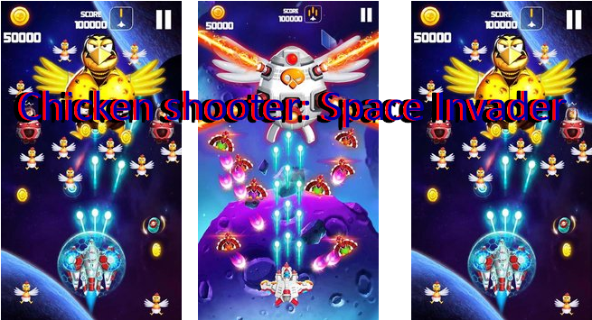 download chicken invaders 1 for android