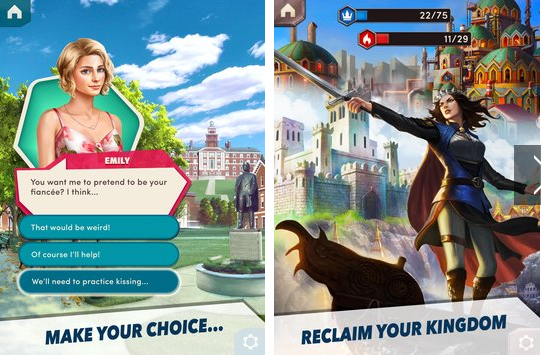 choices mod apk unlimited keys and diamonds 2018