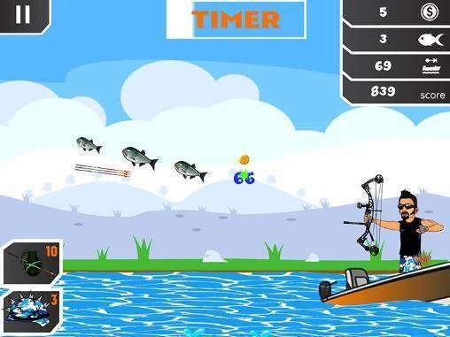 Chris Brackett's Kamikaze Karp APK Android Game Free Download