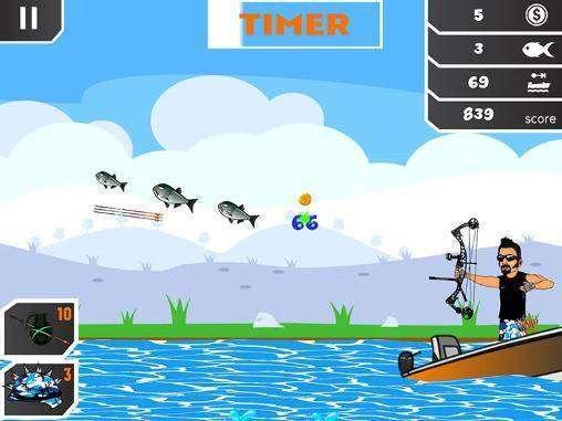 Chris Bracketts Kamikaze Karp APK Android Spiel kostenlos heruntergeladen werden