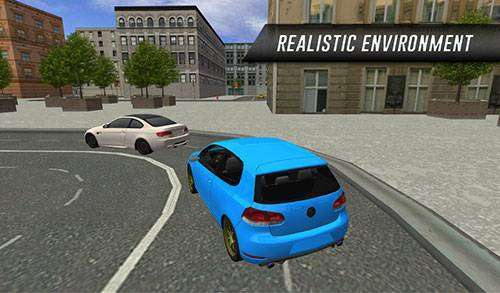 City Car Driving MOD APK Android Game Free Download