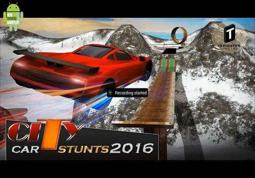 city car stunts 2016