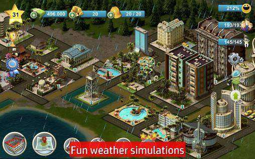 City Island 4: Sim Town Tycoon MOD APK Android Free Download