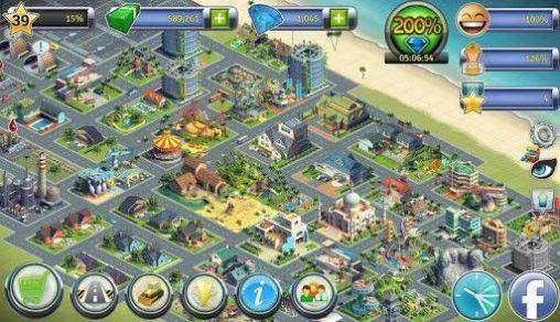 City Island: Airport 2 APK MOD Android Game Free Download