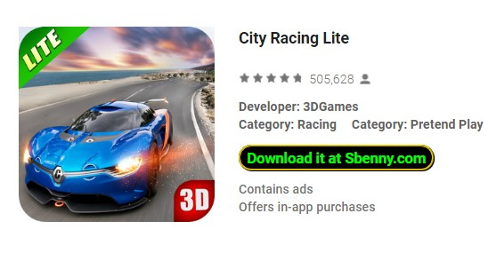 City Racing Lite Unlimited Diamonds MOD APK Downlaod