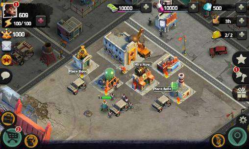 Clash of Mafias MOD APK Android Free Download