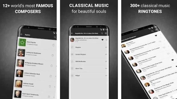 classical music ringtones APK Android