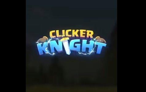 rpg inativo incremental de clicker knight