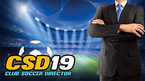 Club Soccer Director 2019 Unlimited Money MOD APK Dowload