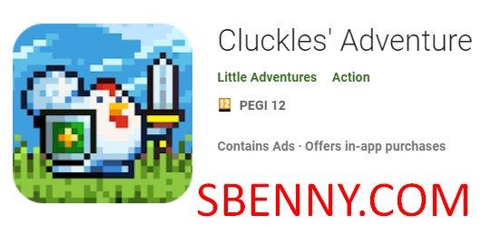aventura de cluckles