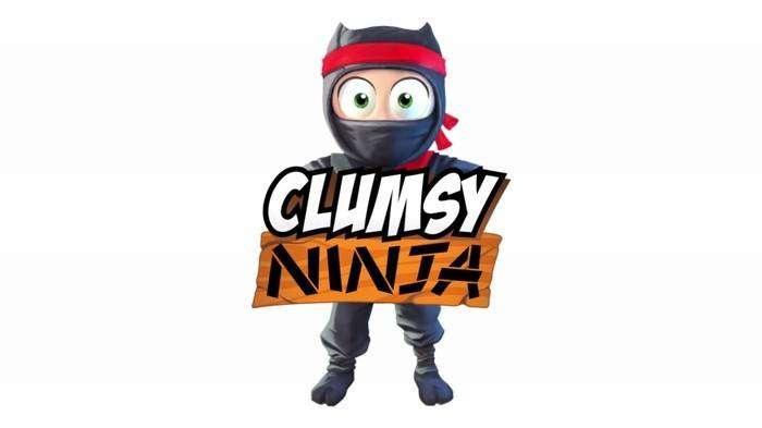 Ungeschickter Ninja