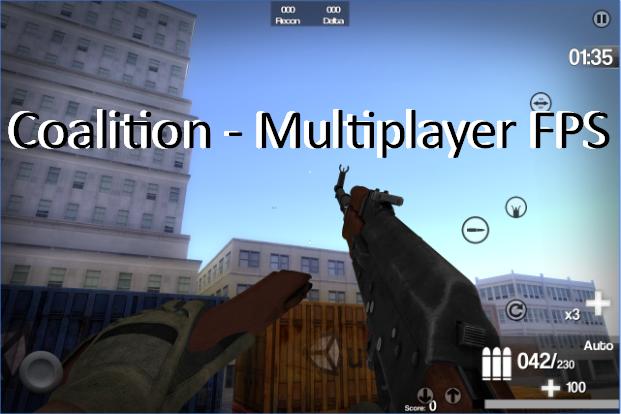 Koalition Multiplayer-fps
