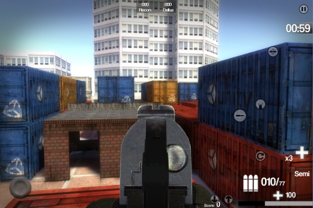 Koalition Multiplayer-fps APK Android