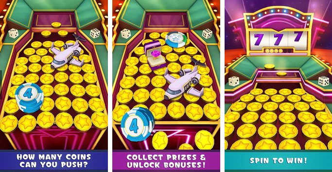 🎮 MOD APK - Coin Dozer: Casino v1 9 Unlimited Coins & Gems
