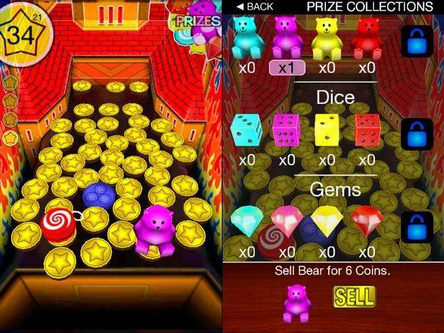 Coin Dozer - Free Prizes MOD APK Android Game Free Download