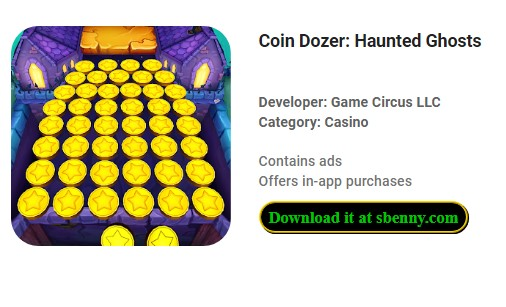 Coin Dozer: Haunted Ghosts Unlimited Coins & Gems MOD APK