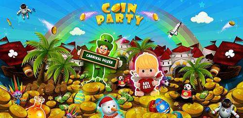 Coin Party: Carnival Pusher