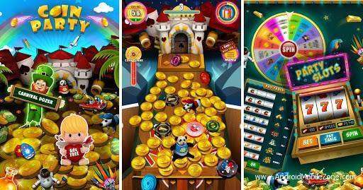 Coin Party: Carnival Pusher MOD APK Android Free Download