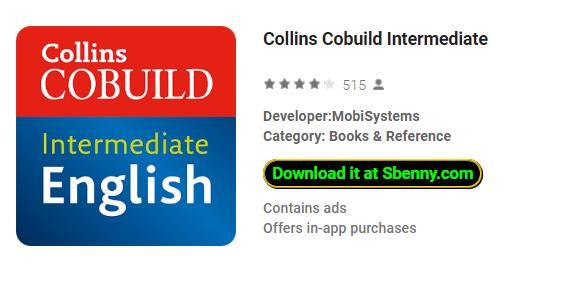 Collins Cobuild Intermediate Premium MOD APK Download