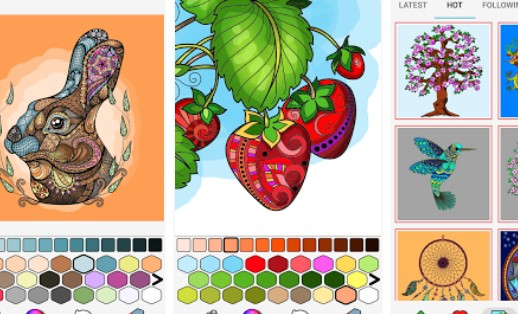 coloriage APK Android