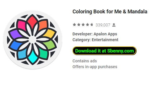 108 Coloring Book For Me Premium Apk HD