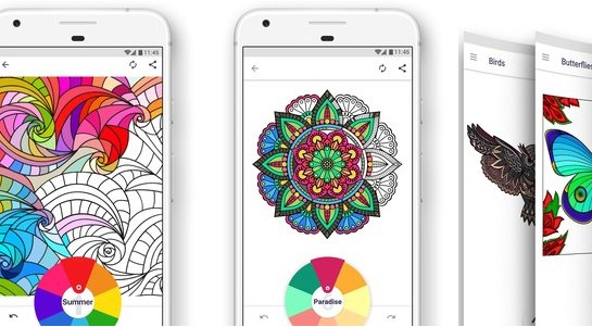Coloring Book For Me And Mandala APK Android