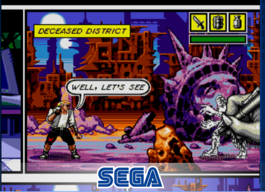 comix zone classic APK Android