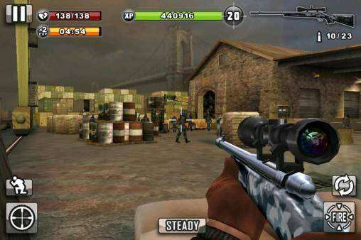 CONTRACT KILLER: SNIPER MOD APK Android zum kostenlosen Download