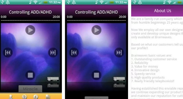 controlling add adha APK Android