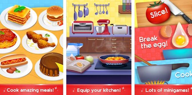 libro de cocina maestro domina tus habilidades de cocinero APK Android