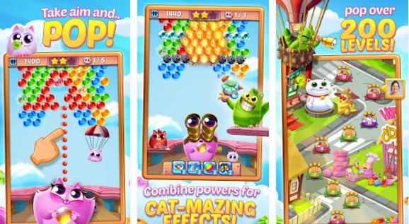 gatos de la galleta pop APK Android