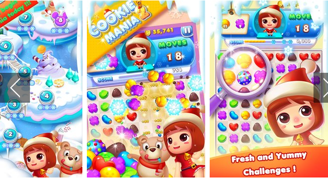 cookie mania 2 APK Android