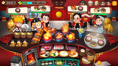 aventure culinaire APK Android