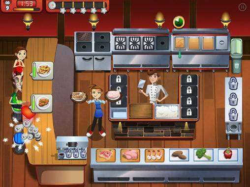 COOKING DASH 2016 MOD APK Android Game Free Download
