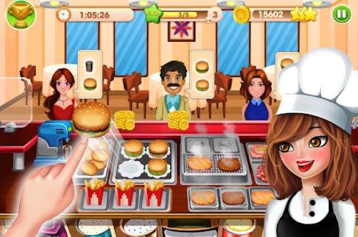 cuisine talent restaurant fièvre APK Android