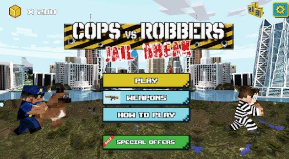 policías vs ladrones jailbreak