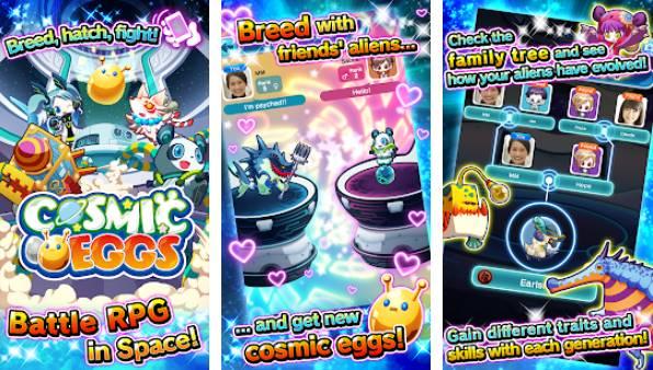 Cosmic Eggs Hack MOD APK Free Download