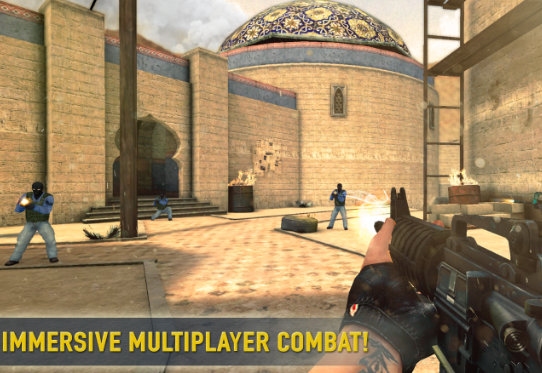 Counter Attack 3d shooter multijugador APK Android