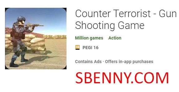 Terroristengewehrschießspiel