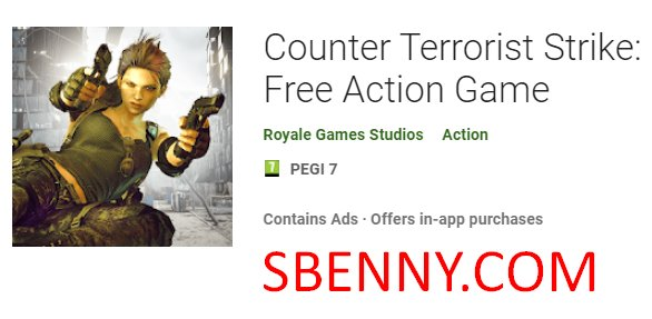 juego de acción libre contra el ataque terrorista